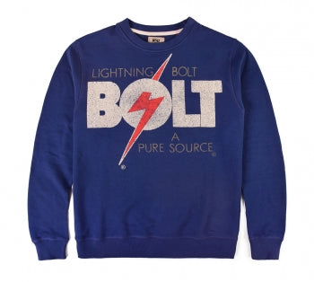 Lightning Bolt - Classic Bolt Fleece Crew