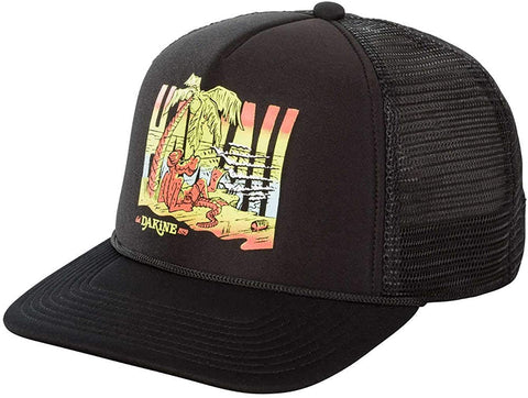 Dakine Men's Later Gator Trucker - Black - 10002097