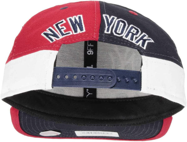New Era New York Yankees 9fifty Of Snapback Cap Colour Block
