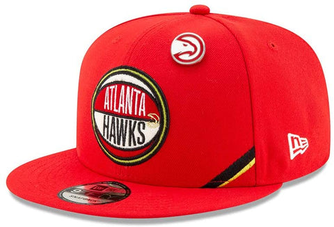 New Era NBA ATLANTA HAWKS Authentic 2019 Draft 9FIFTY Snapback Cap