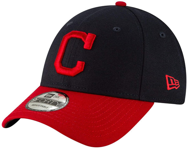 New Era Cleveland Indians 9forty Adjustable Cap The League 2019