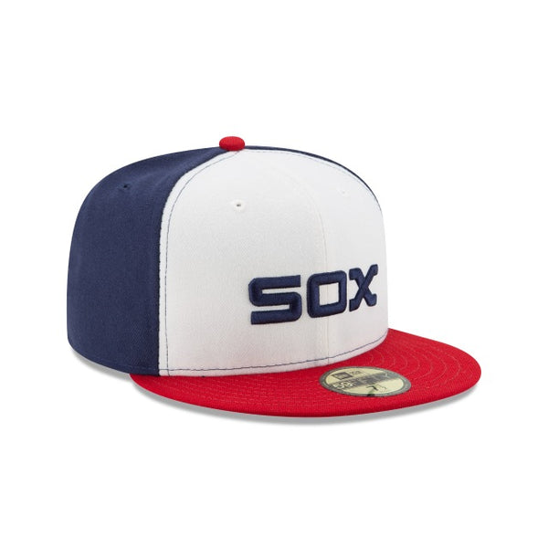 New Era - MLB Chicago White Sox Authentic Collection 59FIFTY fitted - White - 70360925