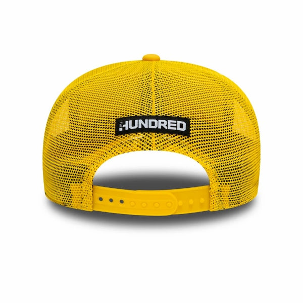 New Era x The Hundred  - Trent Rockets 9Fifty stretch snap cap - 12556362