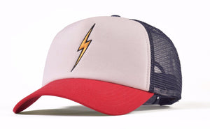 Lightning Bolt - Bolt Trucker Cap / Hat - 99AMACAP002