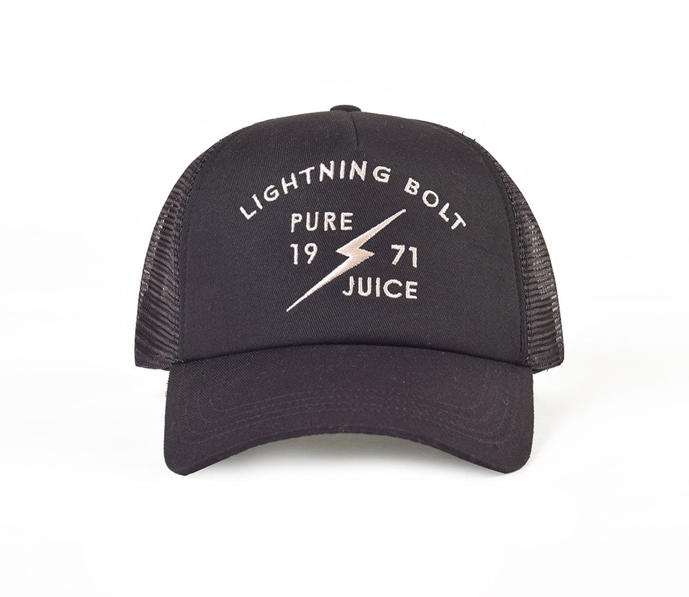 01d33678f0c Lightning Bolt - 2018 - Pure Juice - Trucker Hat - 99AMACAP408 ...
