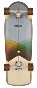 "Arbor Collective Skateboard 30"" Foundation Oso Complete ARB-COM-0068"