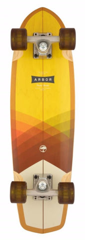 "Arbor Collective Skateboard 27"" Foundation Pocket Rocket Complete ARB-COM-0069"