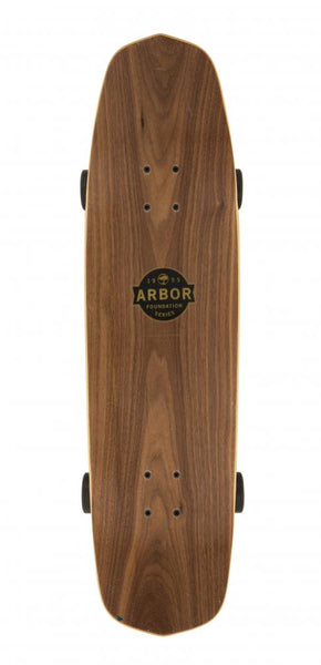 "Arbor Collective Skateboard Hybrid (2nd's) complete Foundation 32""  ARB-COM-3509"