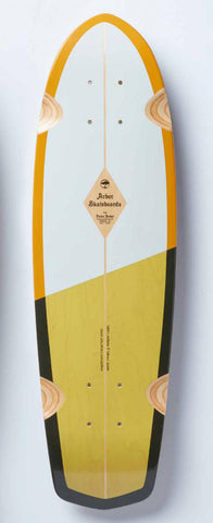 "Arbor - Foundation Pocket Rocket - Skateboard deck 27"" - ARB-SKD-0001"