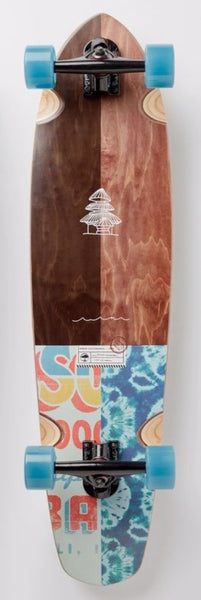 "Arbor - Performance Complete - Groundswell Mission  - Skateboard 35"" - ARB-COM-0017"