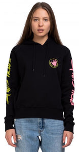 Body Glove - Women's Rewind Hoodie - Black - BGA-WHD-00