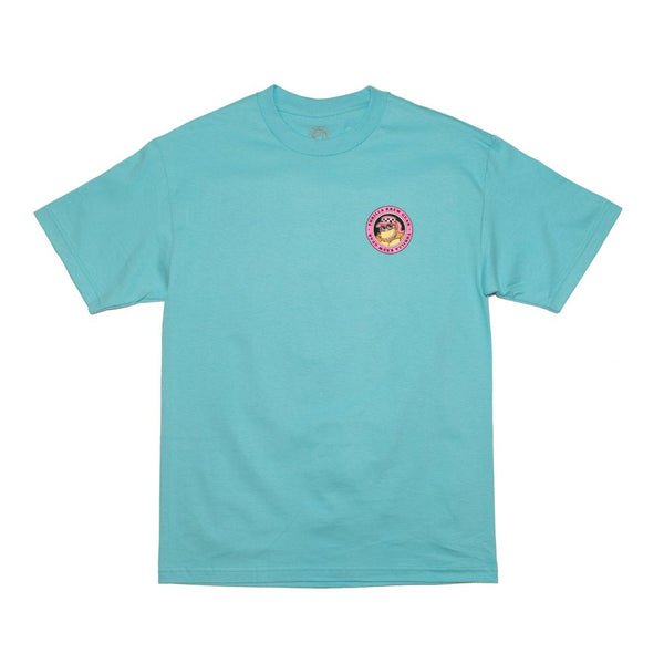 THRILLA KREW - STANDING THRILLA TEE PACIFIC BLUE