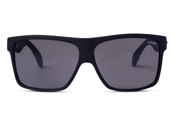 Liive - Sunglasses - Hoy 4 - Matt Black - L0626A
