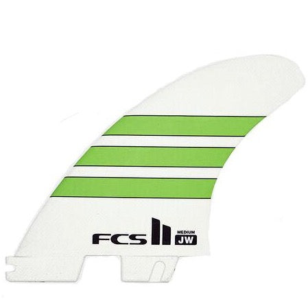 FCS II - Julian Wilson JW PG Thruster set - FJWM-PG02-MD-TS-R - Size Medium