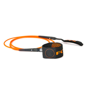 FCS Freedom Leash 6' - Orange - FREE-ORG-06F