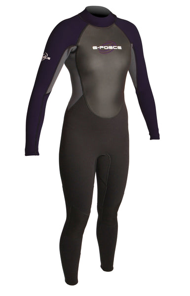 Gul - 2018 - G-Force - 3mm - Women's FL Wetsuit Steamer - GF1306-A9BKMU