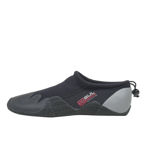 Gul - Power Slipper - 3mm - Men's Round Toe Wetsuit Boot - B01273-A8BKGY