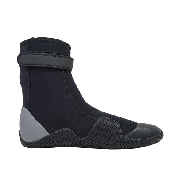 Gul - 2018 - Power Boot - 5mm - Men's Round Toe Wetsuit Boot - B01263-A8BKGY