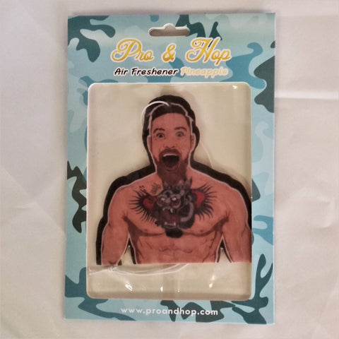 Pro & Hop Car air Freshener - Fighter Tatts