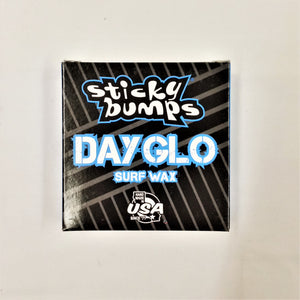 Sticky Bumps Dayglo Blue Wax