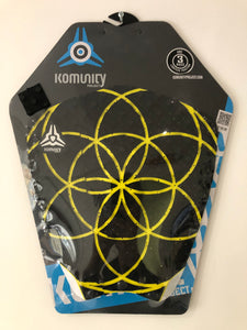 Komunity Project - Arc - Surfboard Grip Surf Traction Pad - KPTP14-Y