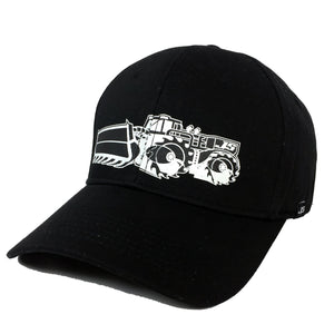 JS Industries Stretch Fitted Cap