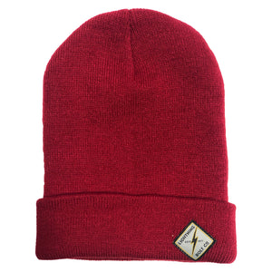 Lightning Bolt - 1971 Beanie - Red - 99AMABEA002R00