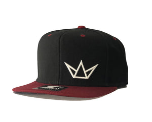 Majestie - Space - OSFM - Snapback / Hat / Cap - Red/Black