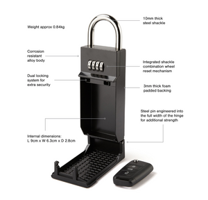 Northcore - 5G Keypod - Key Safe - XK02-5GS