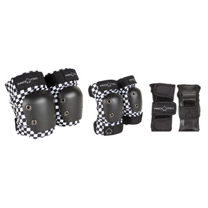Pro-Tec Street Gear Junior 3 Pack - Checker