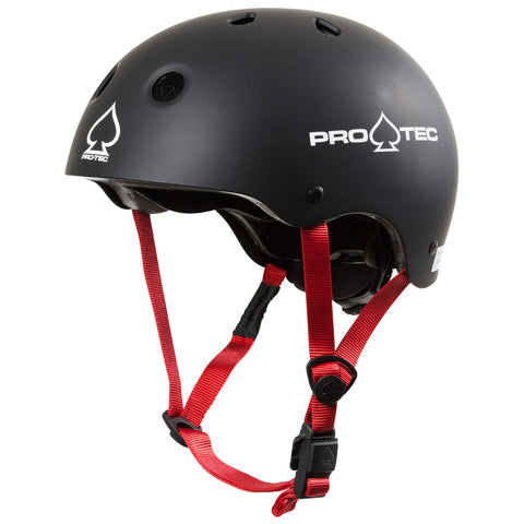 Pro-Tec helmet Junior Classic Fit Certified - Matte Black