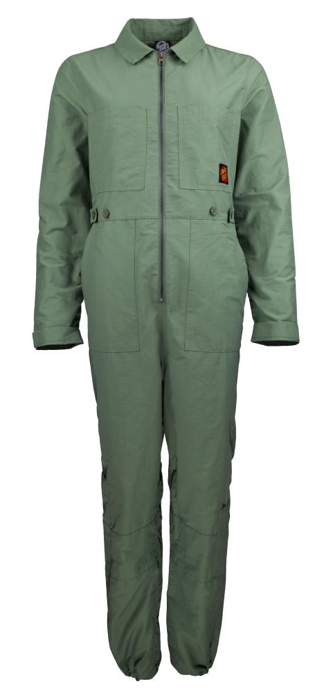 Santa Cruz - Womens - Turner Boiler Suit - Green - SCA-WPT-02