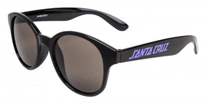 Santa Cruz Women's Sunglasses - Solar - Black - SCA-WSU-0108