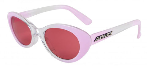 Santa Cruz Women's Sunglasses - Tropicana - Crystal Rose - SCA-WSU-0122