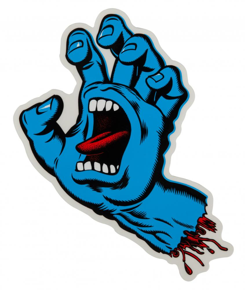 Santa Cruz - Classic Screaming Hand - Sticker