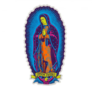 Santa Cruz - Guadalupe - Sticker