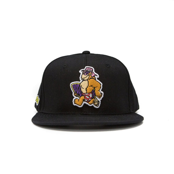 THRILLA KREW - WALKING THRILLA SNAPBACK BLACK