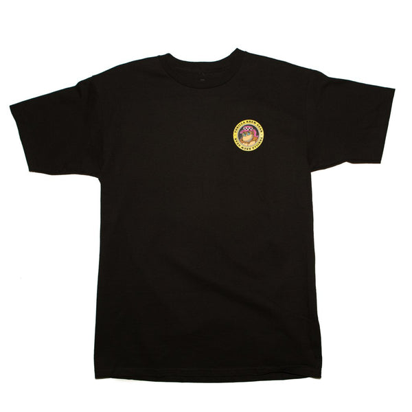 Thrilla Krew - Surf Challenge Tee shirt - Black