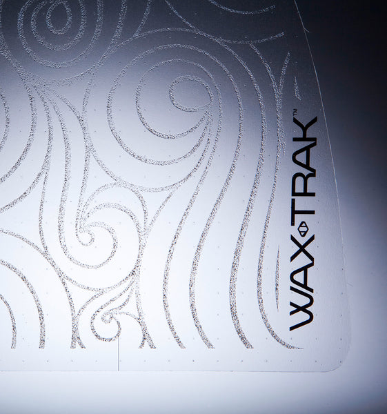 Wax Trak - Retail 3 Pack Vinyl Sheets - WXT001
