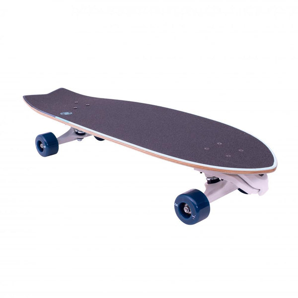 "Z-Flex - Surfskate Bamboo Fish 31"" - Blue - ZFX-COM-0105"