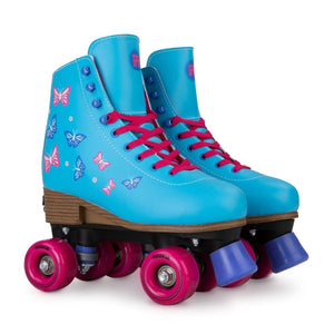 Rookie adjustable RollerSkate Blossom Blue