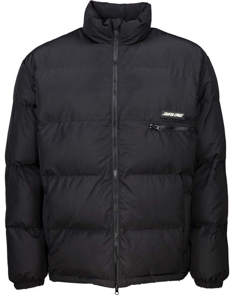 Santa Cruz  - Kane Jacket - Puffer - Men's - Black - SCA-JKT-03