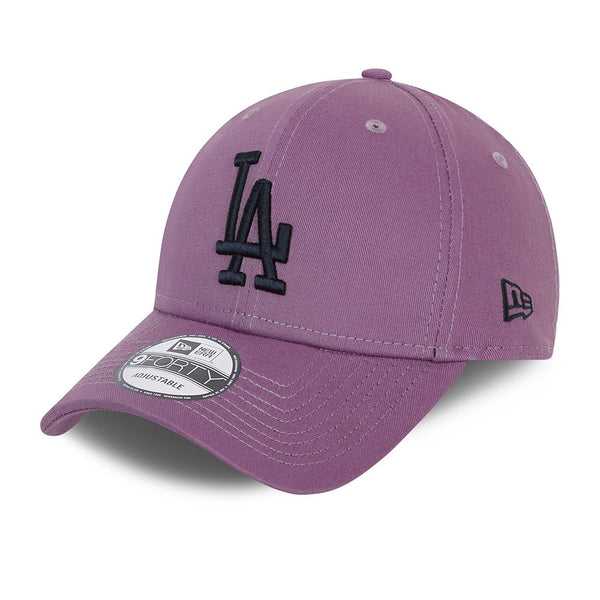 New Era - LA Dodgers League Essential - 9Forty Cap - Purple - 60137684