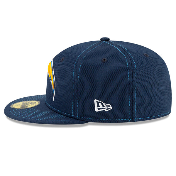 New Era -LA Chargers on Field - 59Fifty Cap - Blue - 12050654