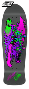 "Santa Cruz - Reissue Meek Slasher Blacklight - Skateboard Deck 10.1"" - 11116288"