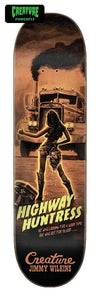 Creature - Wilkins Roadside terror - Skateboard Powerply Deck - CRE-SKD-2291
