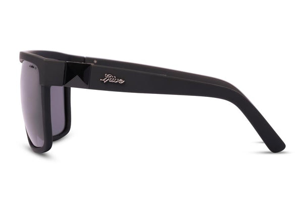 Liive - Sunglasses - Roller - Polarised - Matt Black - L0403A