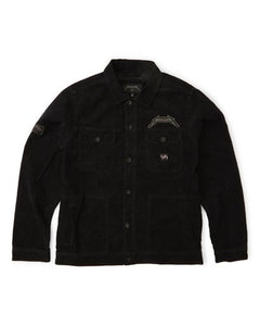 Billabong x Metallica  - 2020 - Black Album Jacket - S1JK33