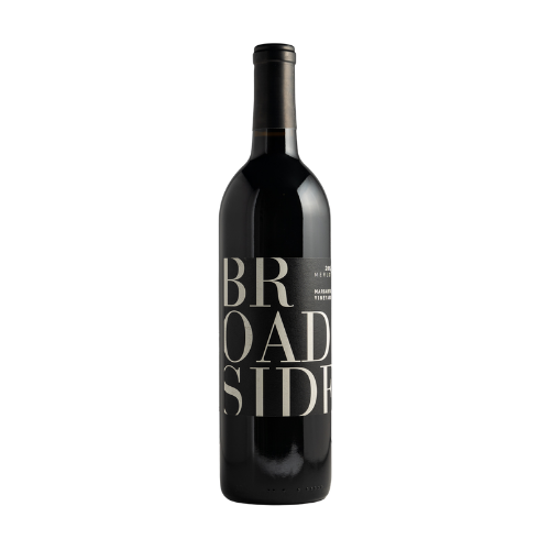 BROADSIDE MERLOT, 2014