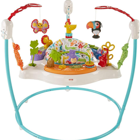 Jumperoo Animal Activity